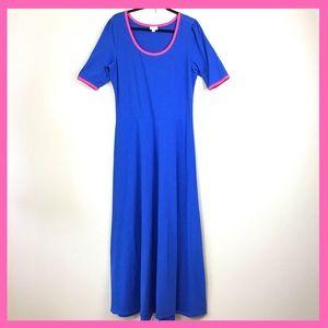 LuLaRoe Ana Maxi Dress 3XL